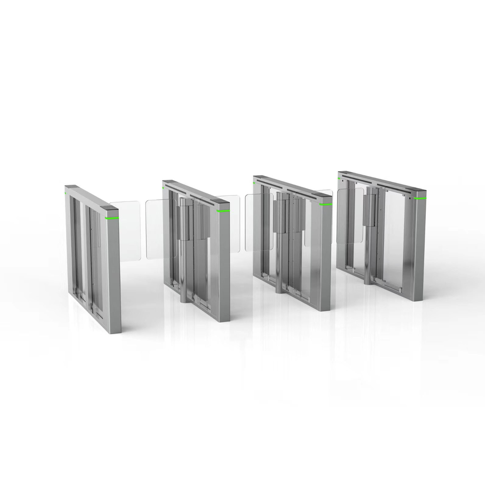 Office Optical Speed gate Turnstiles Manufacturer, Fastlane Turnstile