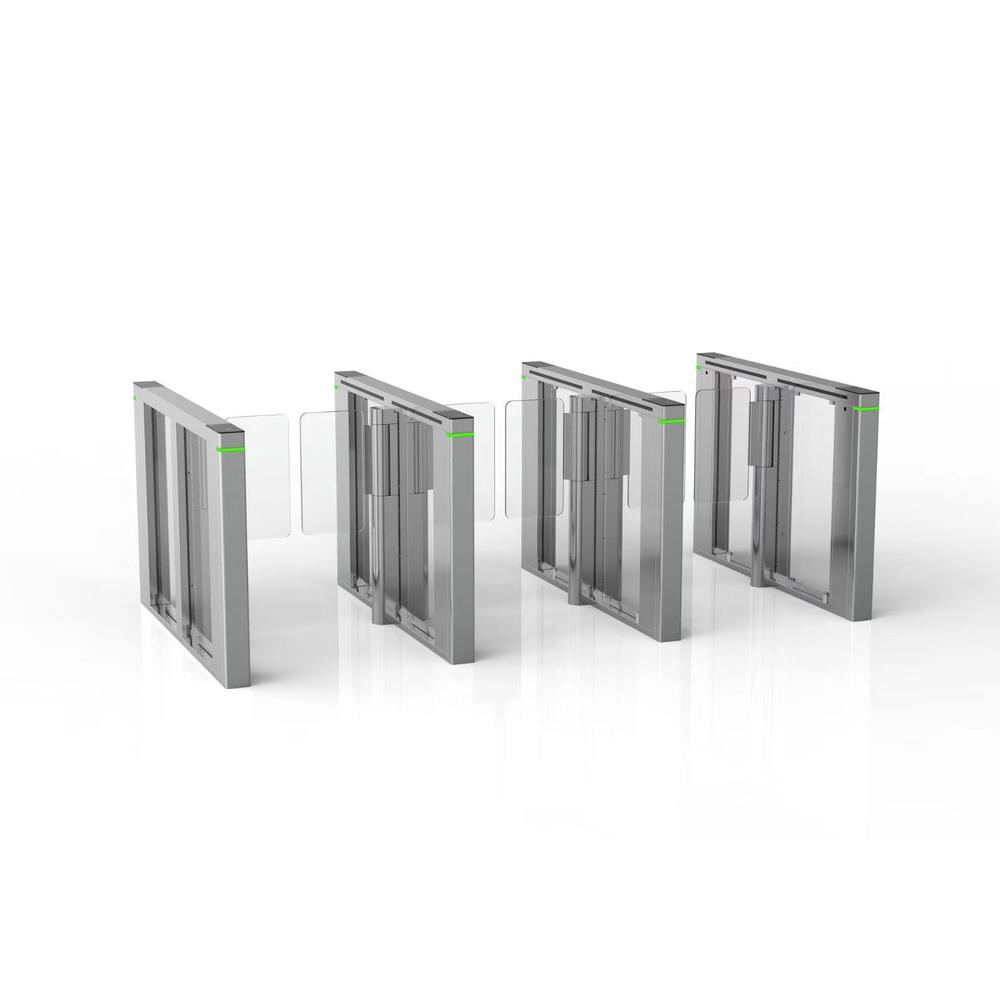 Office Optical Speed gate Turnstiles Manufacturer, Fastlane Turnstile
