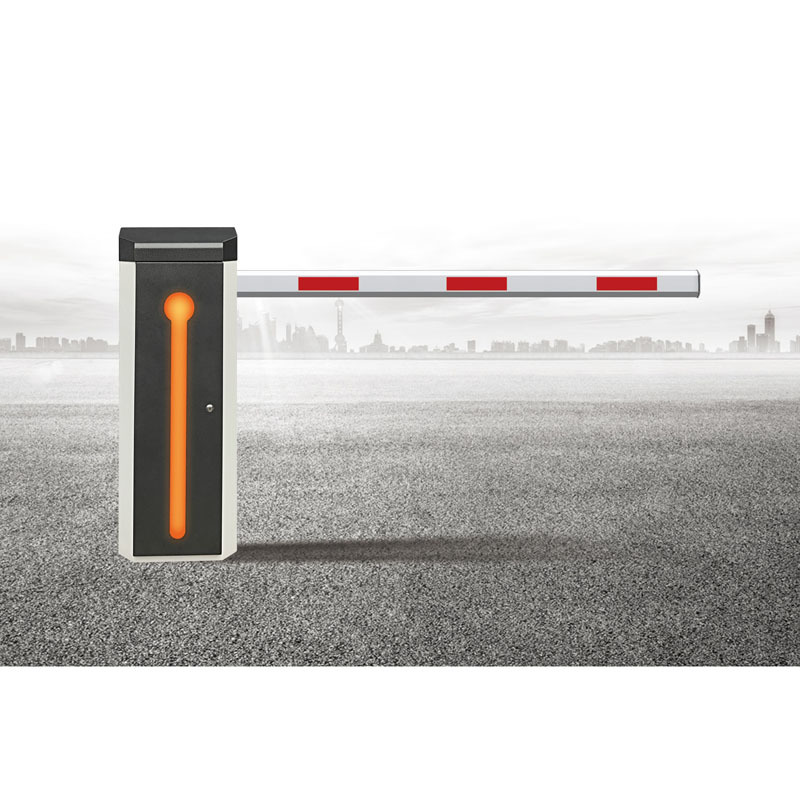 1 second lifting highway toll automatic servo motor parking boom barrier gate