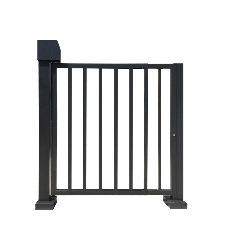 Apartment Pedestrian Auto Swing Gate